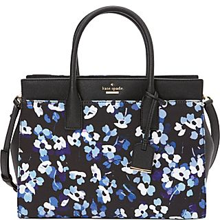 kate spade new york Cameron Street Floral Candace Satchel