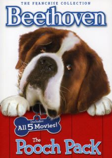 Beethoven Pooch Pack (DVD)   Shopping