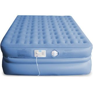 Aerobed Raised Signature Comfort 22 Air Bed with Bed Skirt