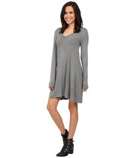 ONLY Malaga A Shape Dress Medium Grey Melange